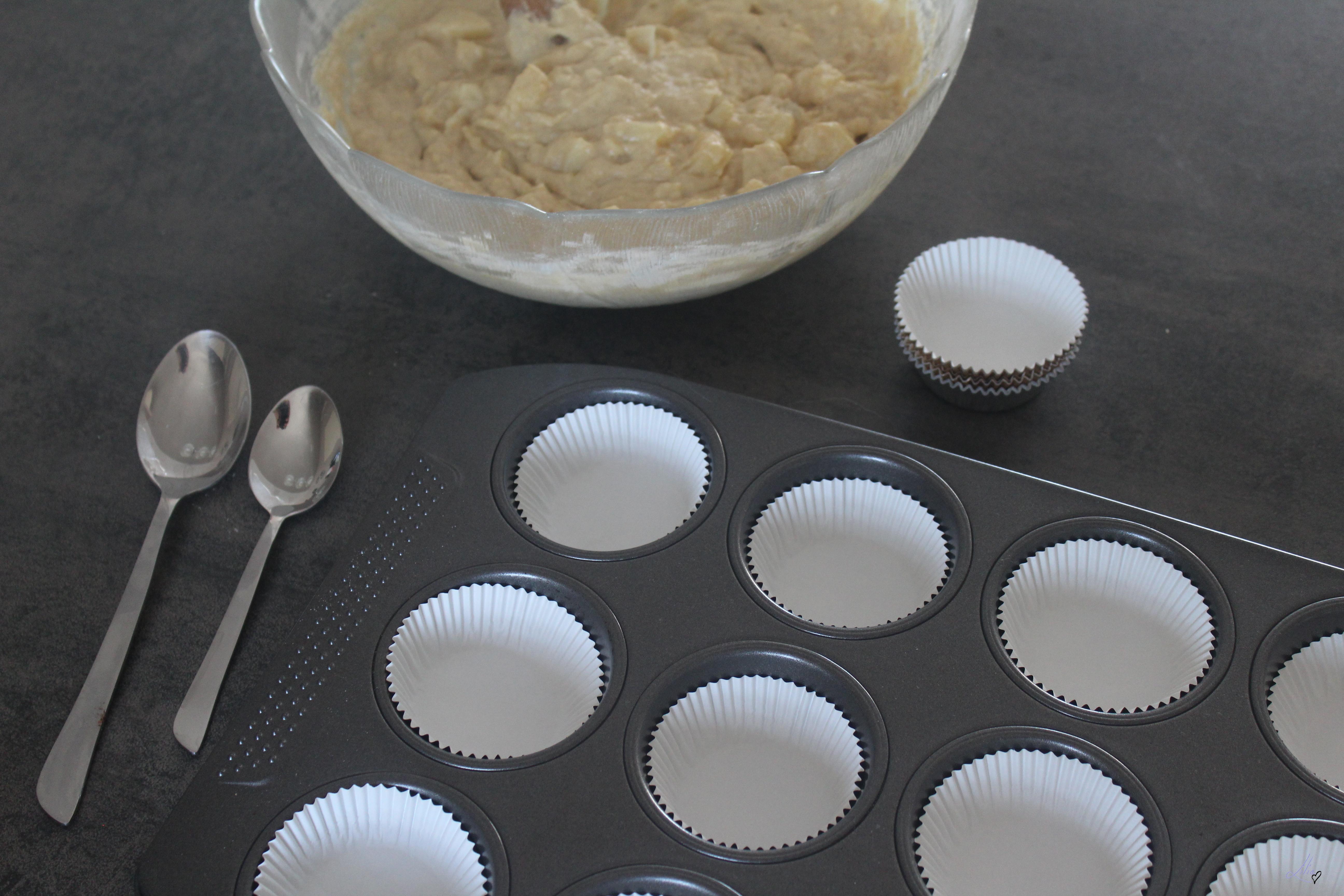 muffin pomme 10 .JPG